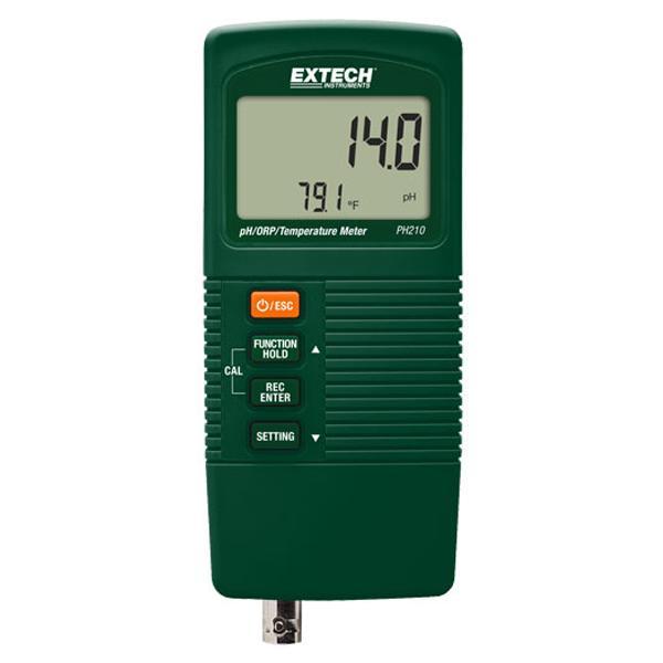 PH210 EXTECH เครื่องวัดค่า pH / ORP และอุณหภูมิ