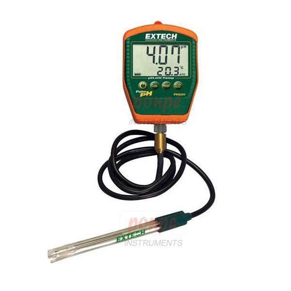 Waterproof ExStik Palm pH/ORP Meter PH220-C