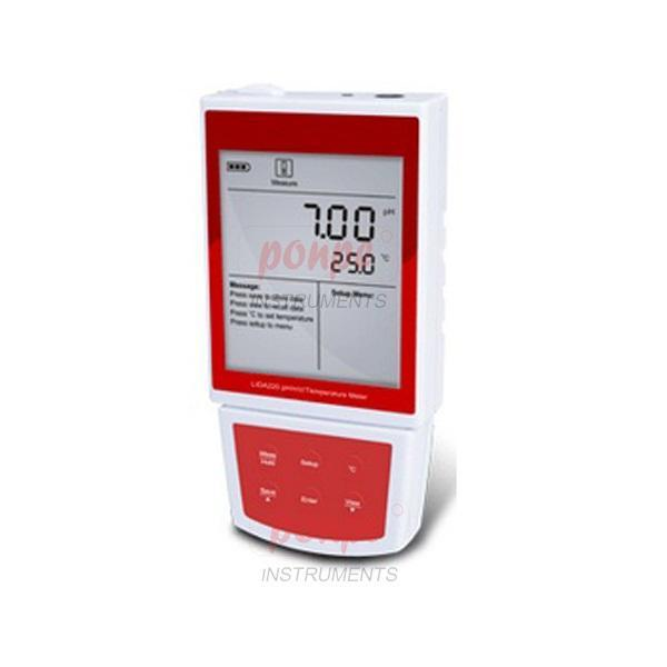 PH220N / JEDTO  เครื่องวัดกรดด่าง Digital pH/ORP Meter