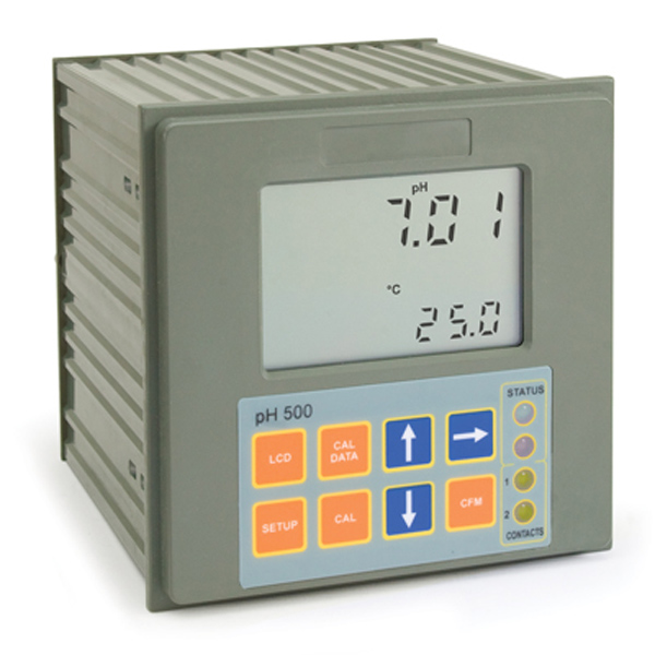 pH Digital Controller PH500