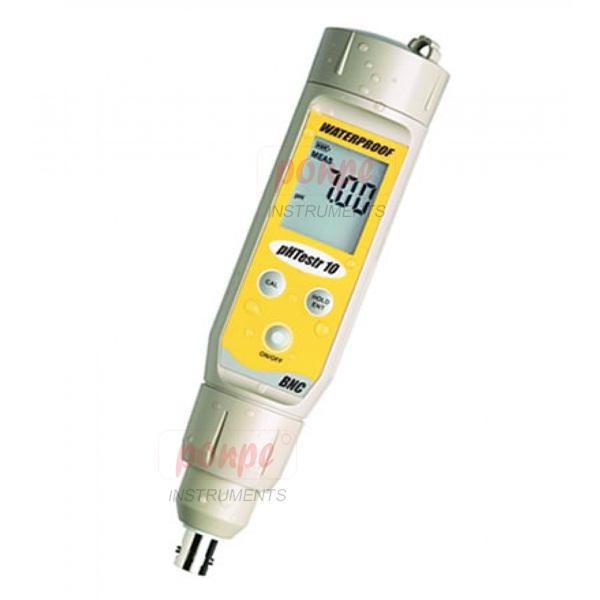 PH meter หัวต่อเป็นแบบ BNCรุ่น pHTestr10BNC