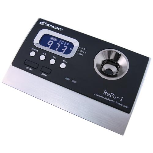 Portable Refracto-Polarimeter RePo-1