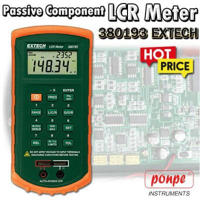 380193 LCR Meter