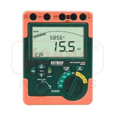 380395 Insulation Tester