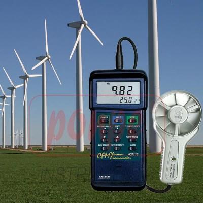 407113 Wind Speed Meter