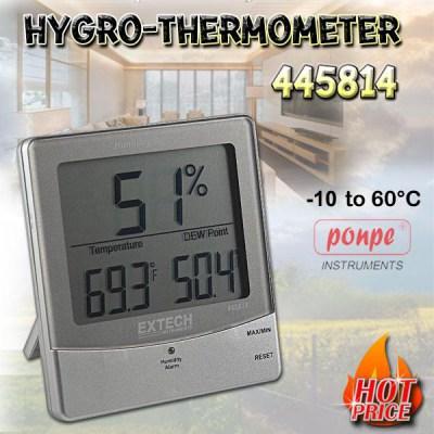 445814 Hygro-Thermometer