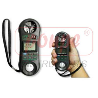 850070 Temperature Light and Anemometer