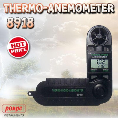 8918 Thermo-Anemometer