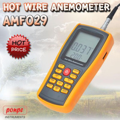 Hot Wire Anemometer AMF029