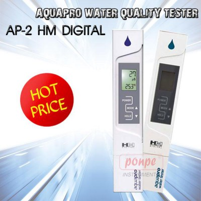AP-2 HM Digital Conductivity Meter