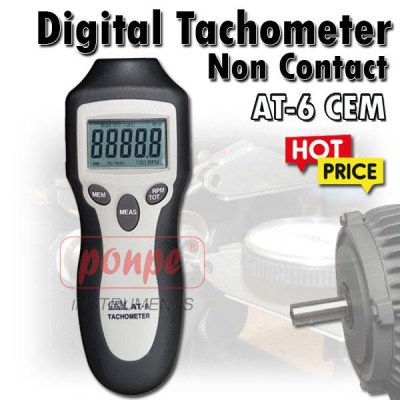 AT-6 CEM TACHOMETER