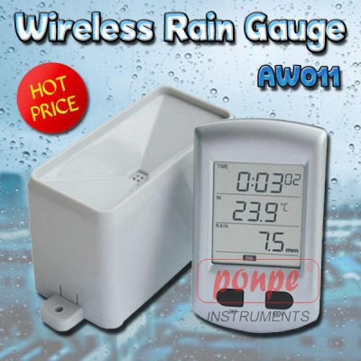 AW011   Wireless Rain Gauge