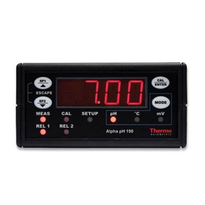 Alpha pH 190 Series pH / ORP Controller