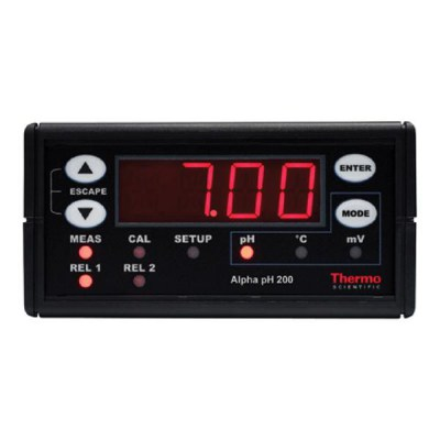 Alpha pH 200 Series pH / ORP Controller
