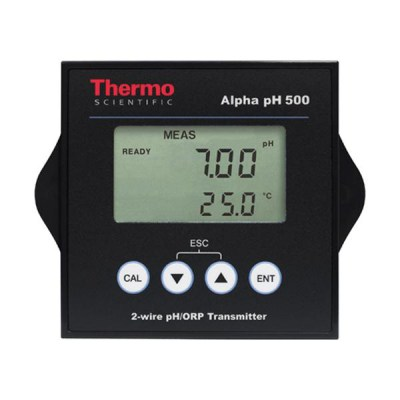 Alpha pH 500 Series pH/ORP Transmitter