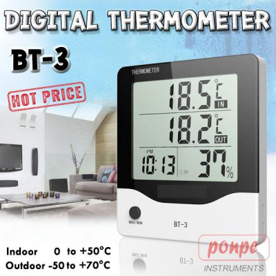 BT-3 DIGITAL THERMOMETER