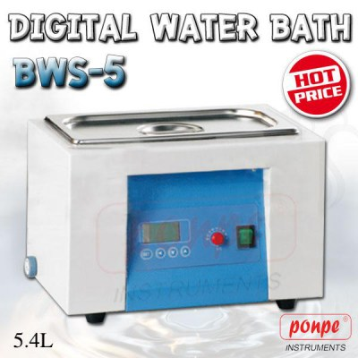 BWS-5 DIGITAL WATER BATH