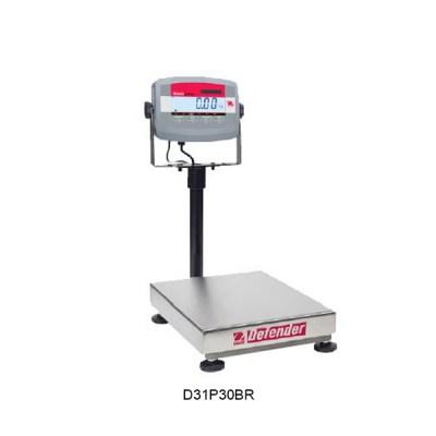 Defender 3000 scales