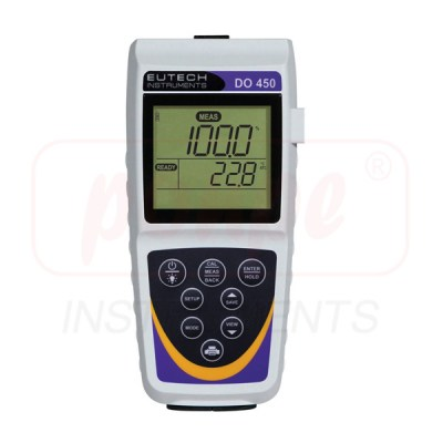 Waterproof Handheld DO Meter DO 450