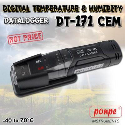 DT-171 Temperature recorder