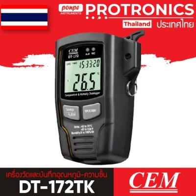 DT-172TK Data Logger