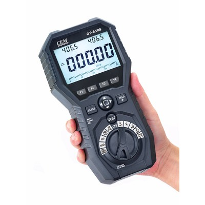 DT-6505 Multimeter