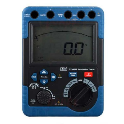 DT-6605 Insulation Tester