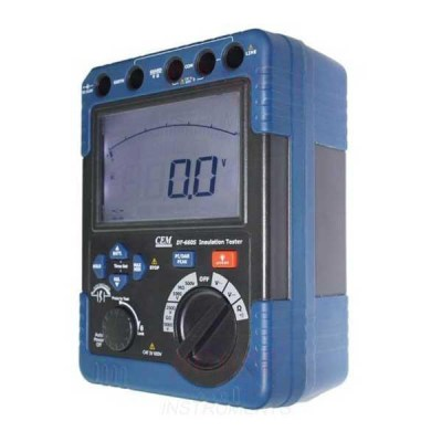 DT-6605 Insulation Resistance Meter