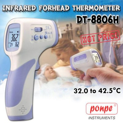 DT-8806H IR Thermometer For head