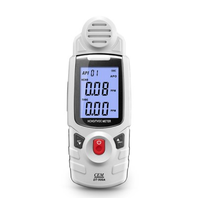 Formaldehyde meter