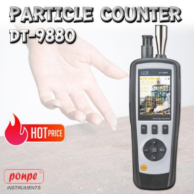 DT-9880 Particle Counter