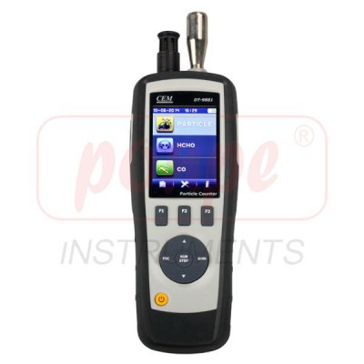 DT-9881 Particle Counter