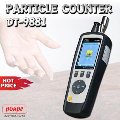 DT-9881 Dust Meter