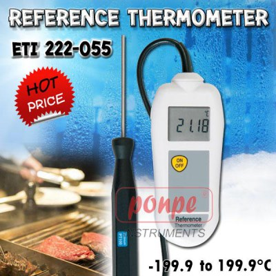 ETI 222-055 REFERENCE THERMOMETER