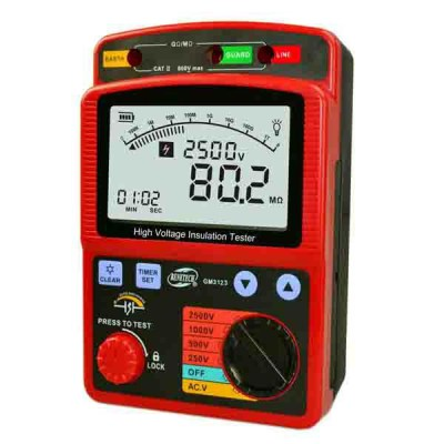 GM3123 Insulation Tester