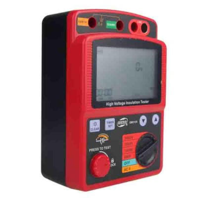 GM3125  Insulation Tester