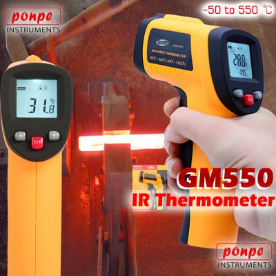 GM550 Thermometer