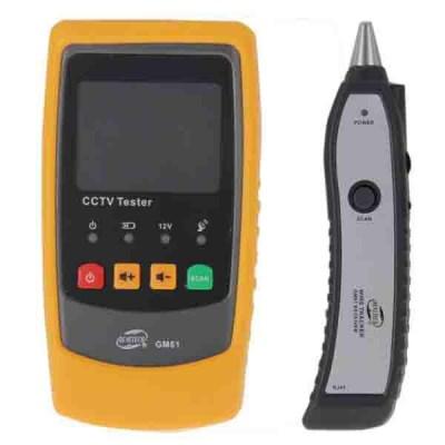 GM61 CCTV Tester