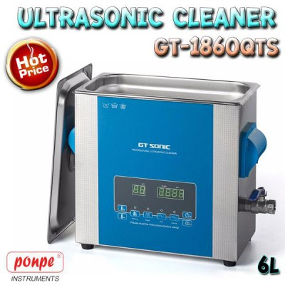GT-1860QTS  ULTRASONIC CLEANER