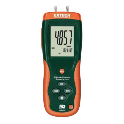 HD750 Manometer