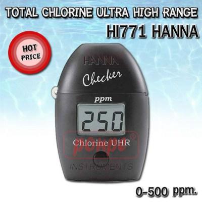 HI771 Chlorine Meter
