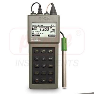 HI98185 pH meter