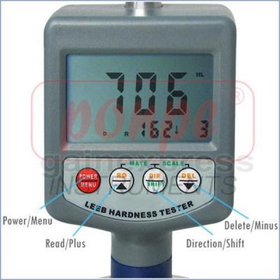 HM-6561 Hardness Tester