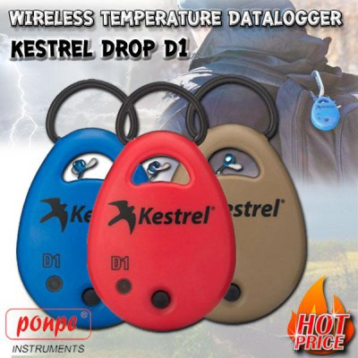 KESTREL DROP D1 RECORDER