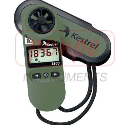 Kestrel 3500NV Wind speed meter