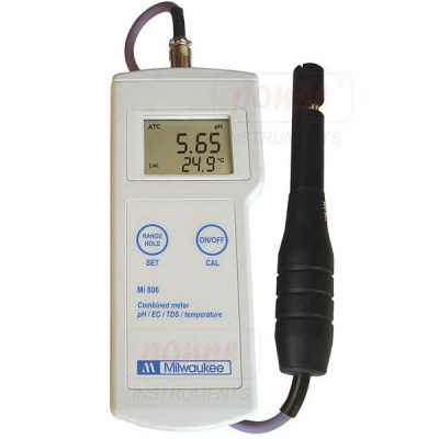 MI806 pH Meter