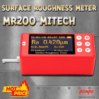MR200 Surface Roughness Meter