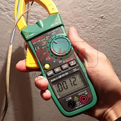 MS2138R Clamp Meter