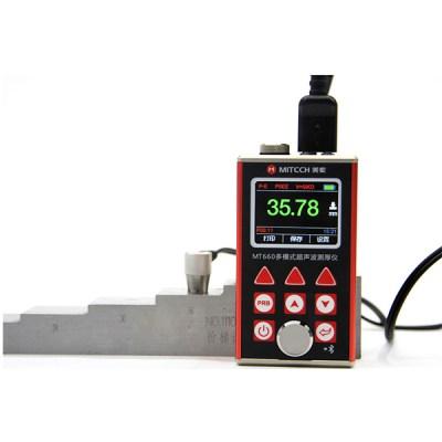MT660 Ultrasonic Thickness Gauge