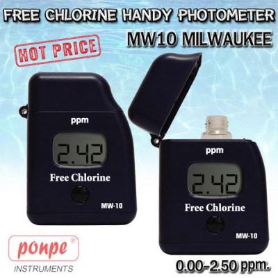 MW10 Chlorine Freezer